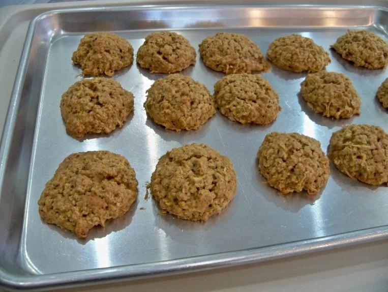 Oatmeal Apple Cookies pic2